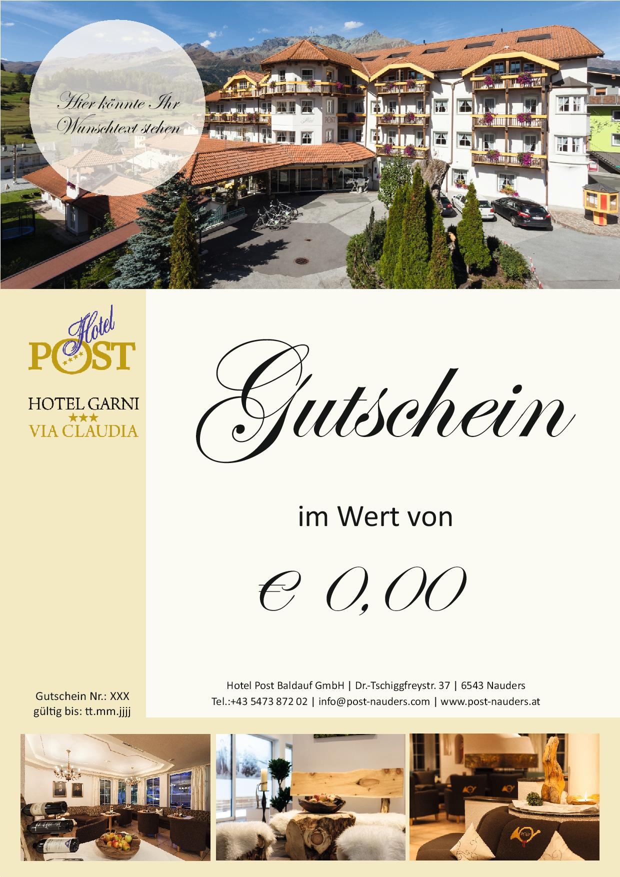 Sterne Hotel Standard