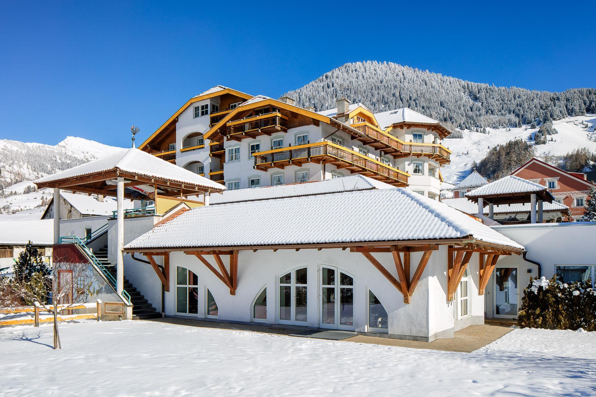 4 Sterne Hotel Nauders Schoner Urlaub Im Hotel Post In Nauders